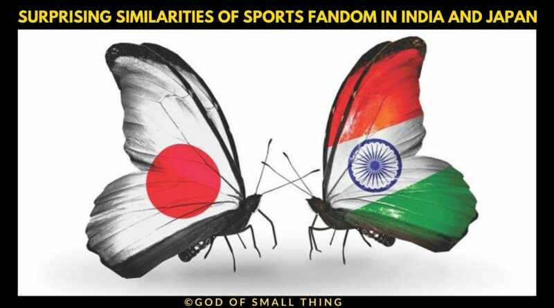 The Surprising Similarities of Sports Fandom in India and Japan