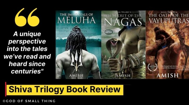 Shiva Trilogy Book Review