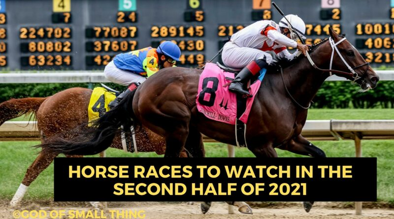 Horse Races to Watch in 2021