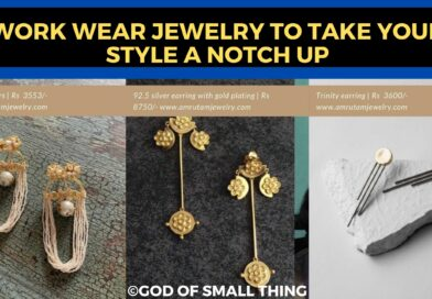Work Wear Jewelry To Take Your Style A Notch Up
