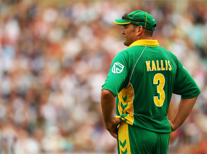 Best all rounder in the world: Jacques Kallis