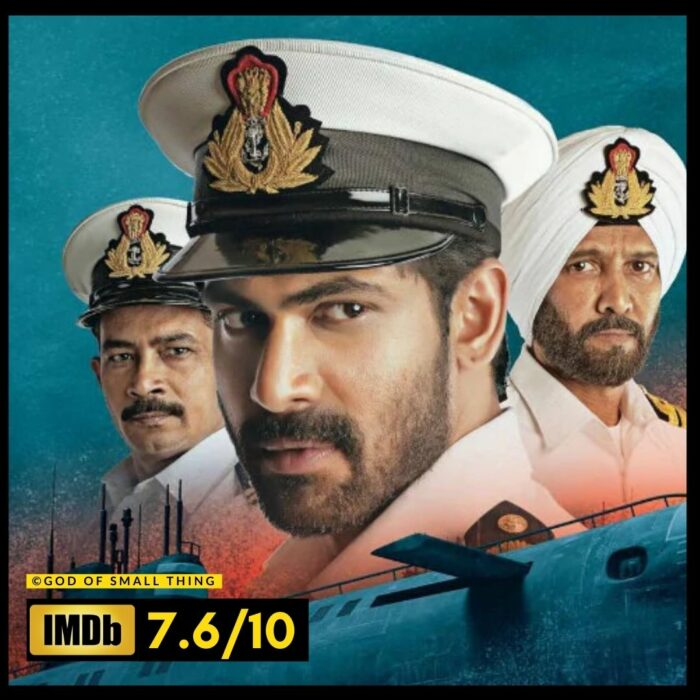 Best thriller movies on amazon prime: The Ghazi Attack