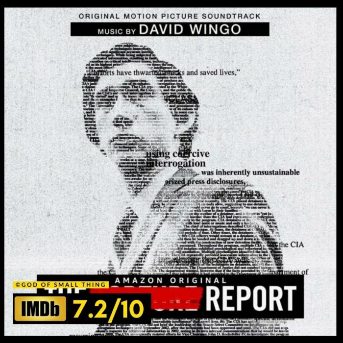 Best thriller movies on amazon prime: The Report Movie