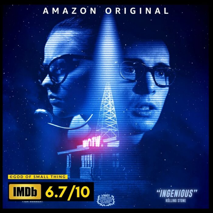 Best thriller movies on amazon prime: The Vast of Night Poster