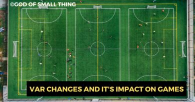 VAR Changes and It's Impact on Games