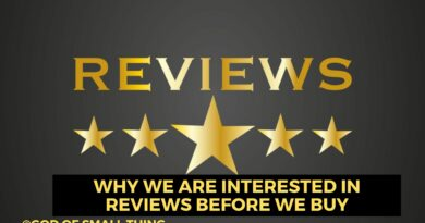 Reviews Before Buying