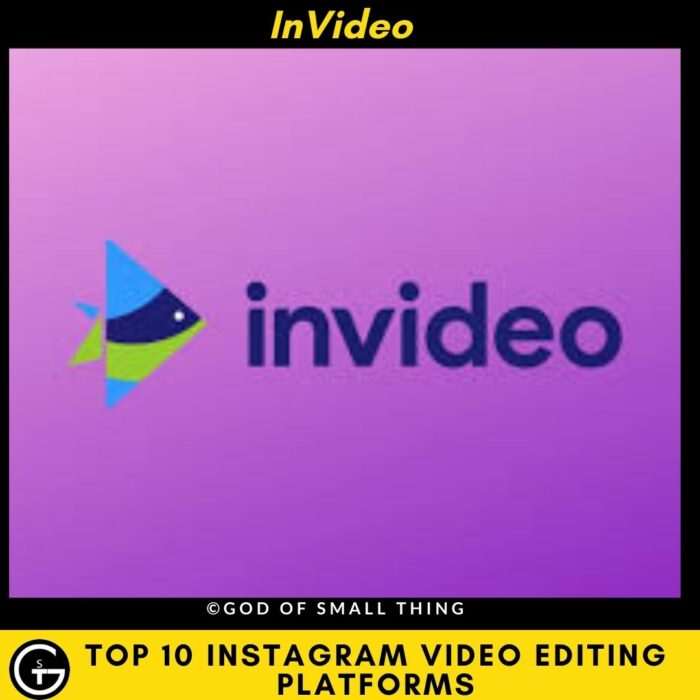 Invideo - Easy to Use Video Editing Platform