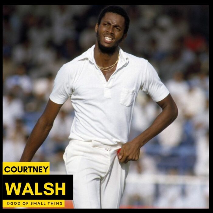 Best Cricket Bowlers Courtney Walsh