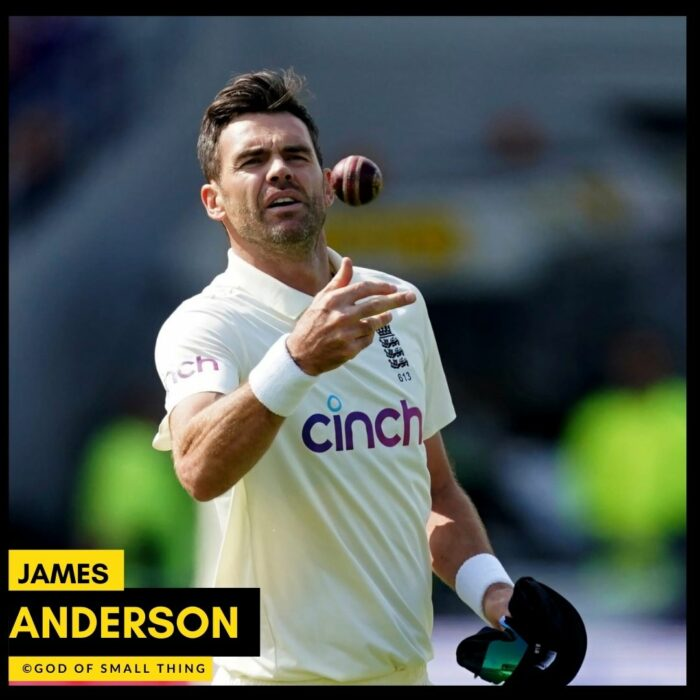 Best Cricket Bowlers James Anderson
