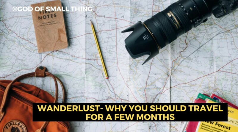Why should you travel
