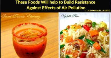 Foods to Build Resistance Against Effects of Air Pollution