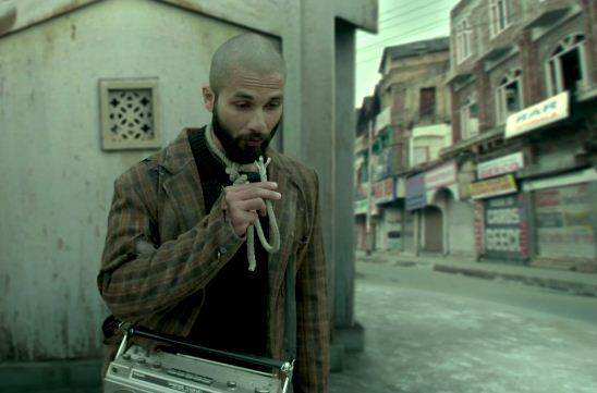 Teen from kashmir who did a cameo in film Haider turned into Militant