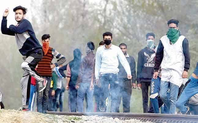 Ground Reality in Kashmir