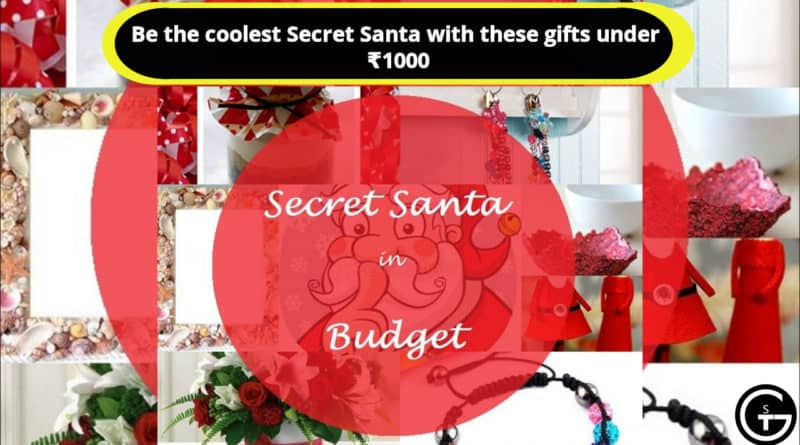Cheapest Christmas gifts under ₹1000