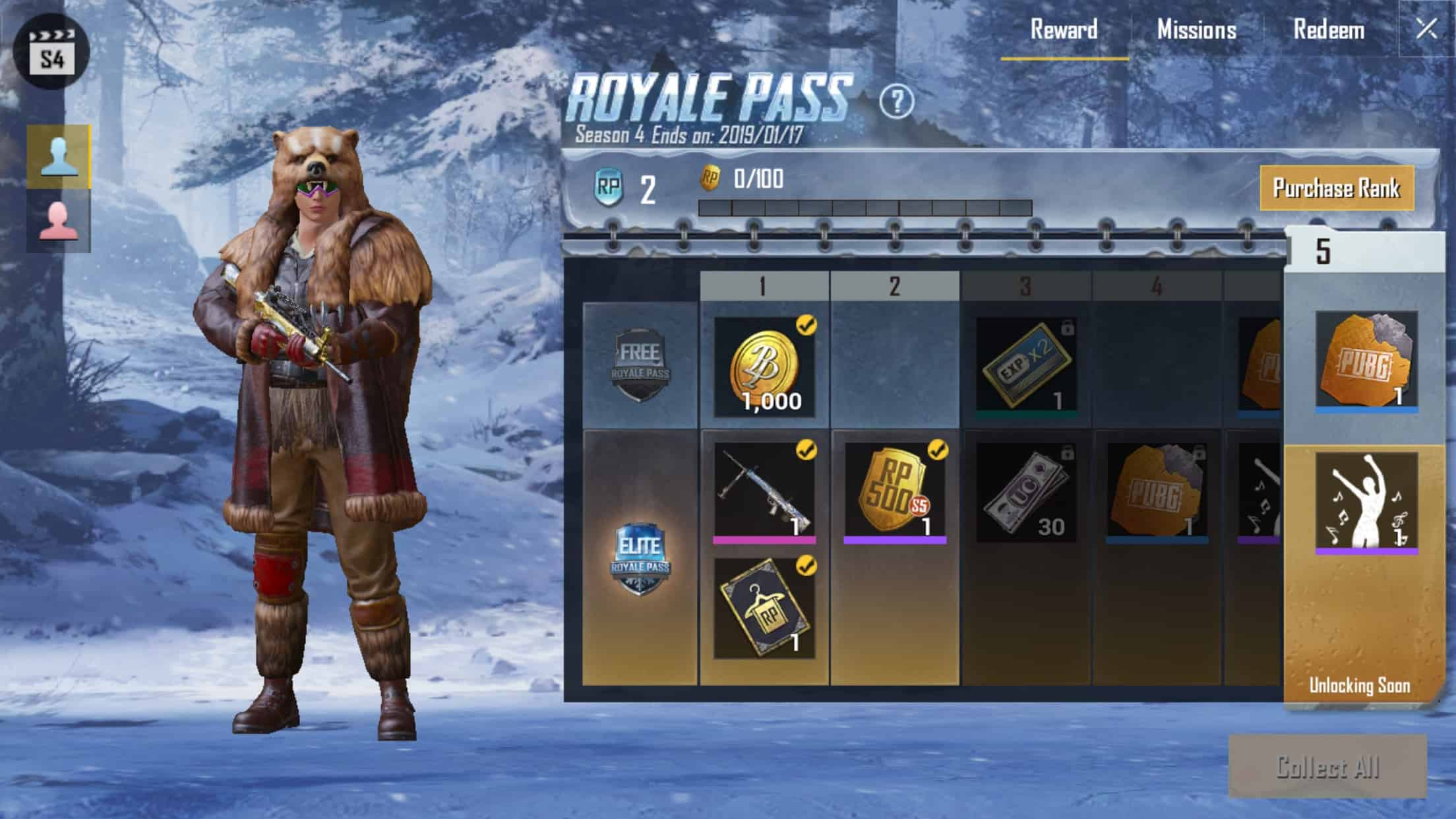 How to Get Season 4 Royale Elite Pass For Free