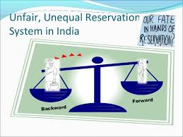 Reservation for General Category in India