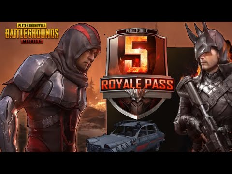 Get Season 5 Royale Elite Pass For Free In Pubg Mobile 40 Rs