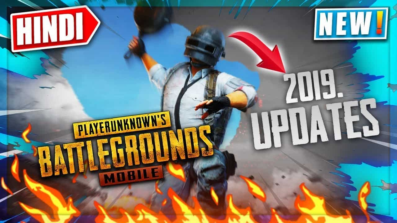 pubg mobile latest Update 2019