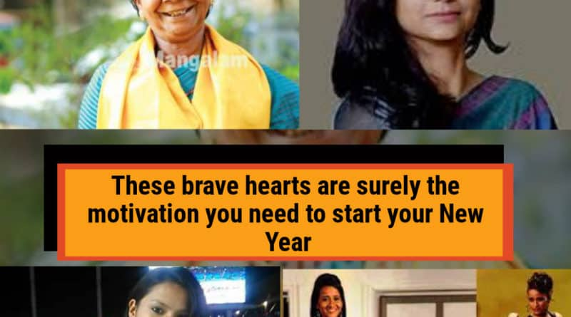 Inspirational Stories of Women in India