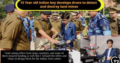 India's drone whizz: Harshwardhan Zala