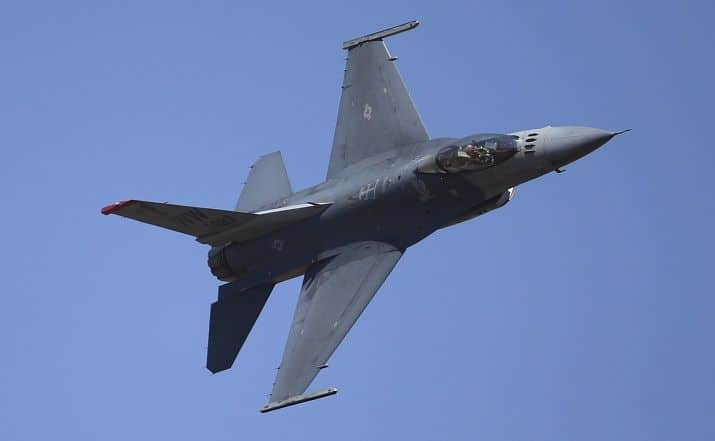 Pakistan's jets entered Indian air space in Jammu and Kashmir's Nowshera,F-16 shot down