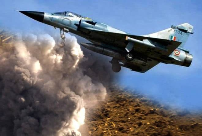 Pakistan's jets entered Indian air space in Jammu and Kashmir's Nowshera, F-16 shot down.