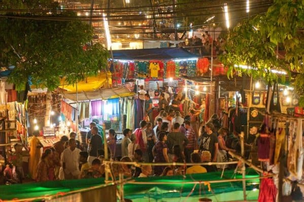 Arpora: Best Places for shopping in North Goa