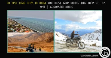 10 best road trips in India you must take during this time of the year | Godofsmallthing