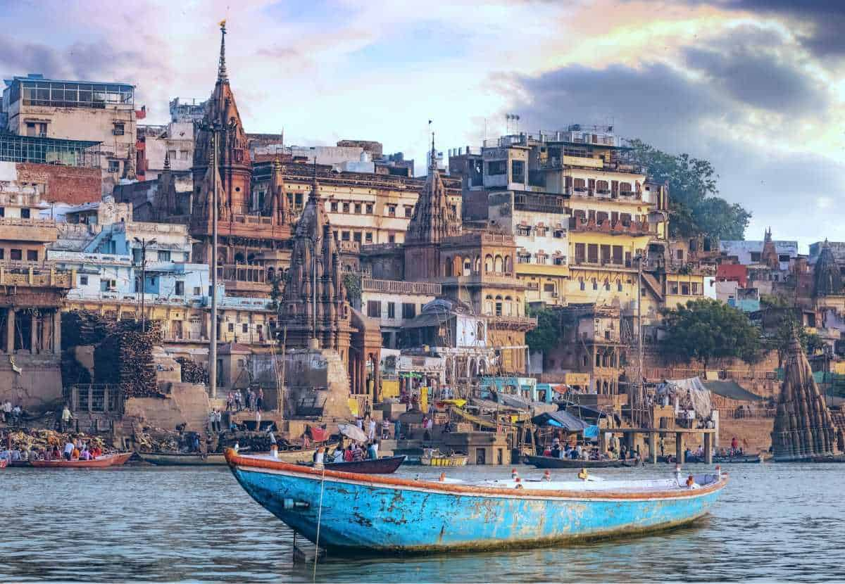 Best time to visit Varanasi- The winters(October- February) are said to be the best time to travel to Varanasi.