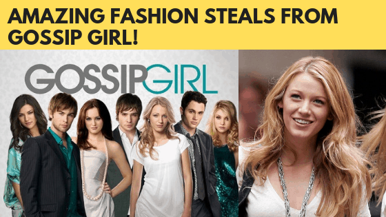 Fashion steals from Gossip Girl Blake Lively as Serena Serena gossip girl outfits Gossip Girl style
