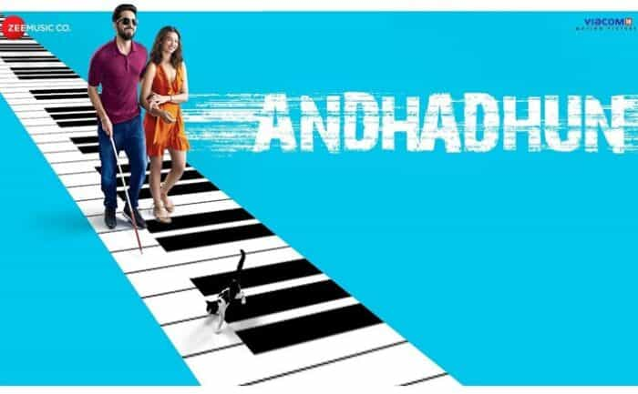 Content is King - Bollywood movie Andhadhun