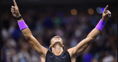 Watch U.S. Open Highlights: Rafael Nadal Wins The U.S. Open ,Claims His 19th Grand Slam Title