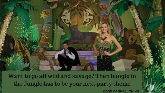 New Years Party Themes 2020