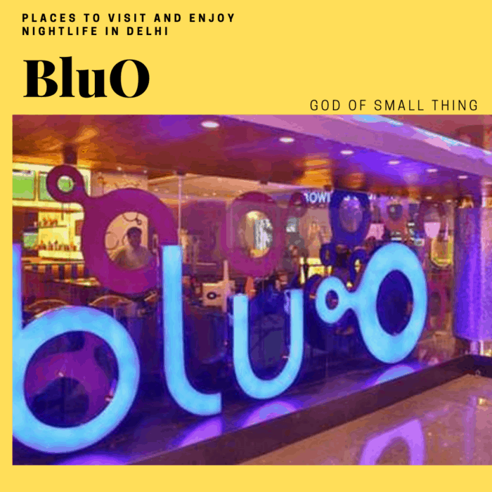 best Gaming joints in Delhi: BluO