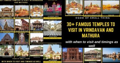 Temples to Visit in Vrindavan and Mathura