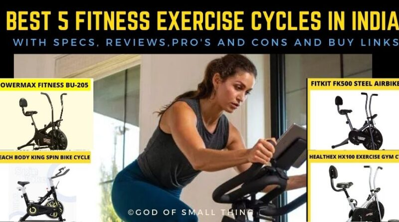 Best Fitness Exercise Cycles
