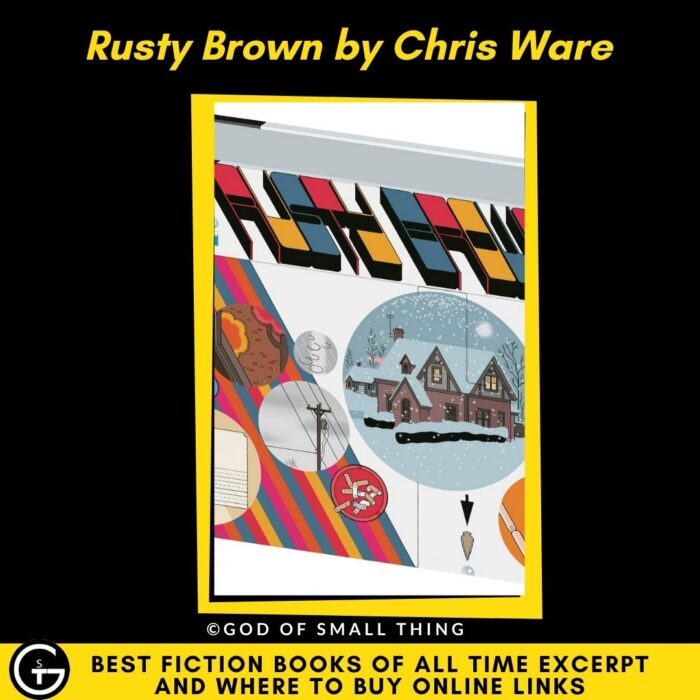 The Rusty Brown by Chris Ware