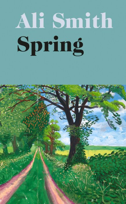 Spring Fiction Book by Ali Smith