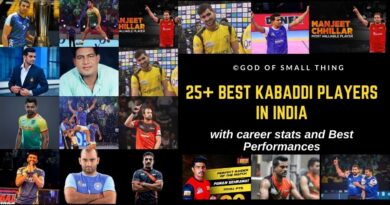 Best kabbadi players in india
