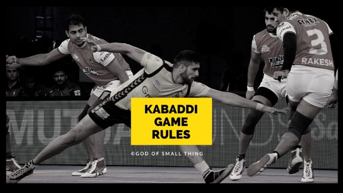 Kabaddi Game Rules